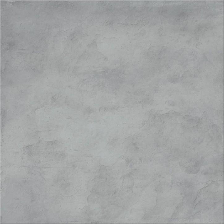 Stone 2.0 Terrassenpl. 60x60cm light grey grau R11B rekt. Ab