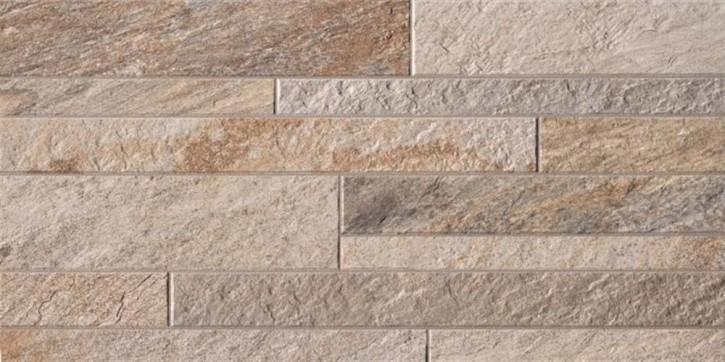 Stone D Murales C 30x60cm naturale R9A rekt.