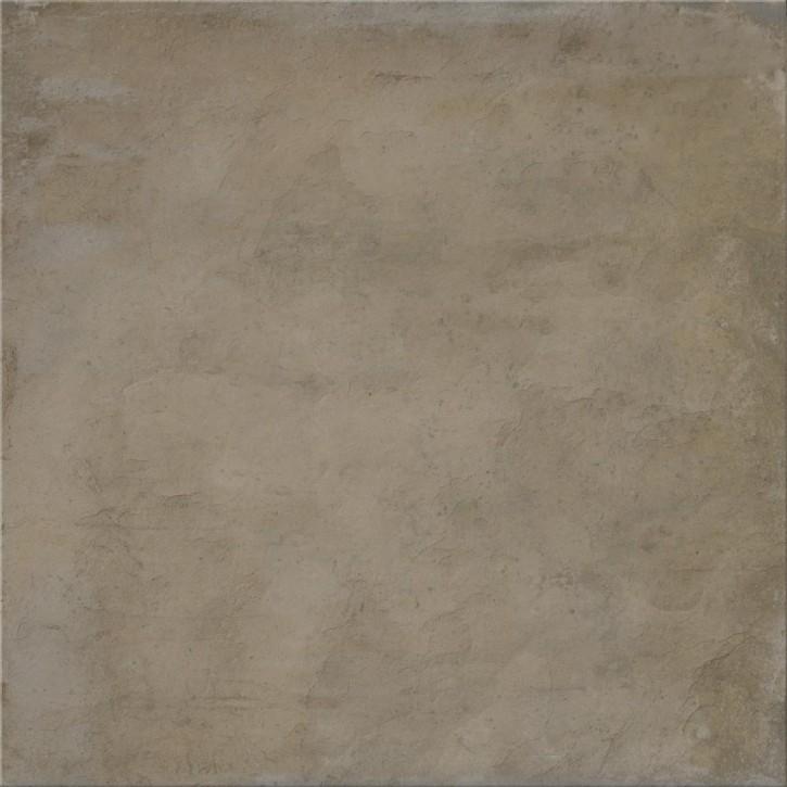 Stone Terrassenpl. 60x60cm braun R11B rekt. Abr.4