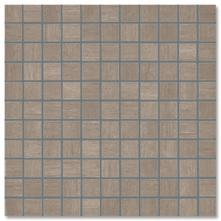 Syrio Mosaik 30x30cm braun R9C Abr.3