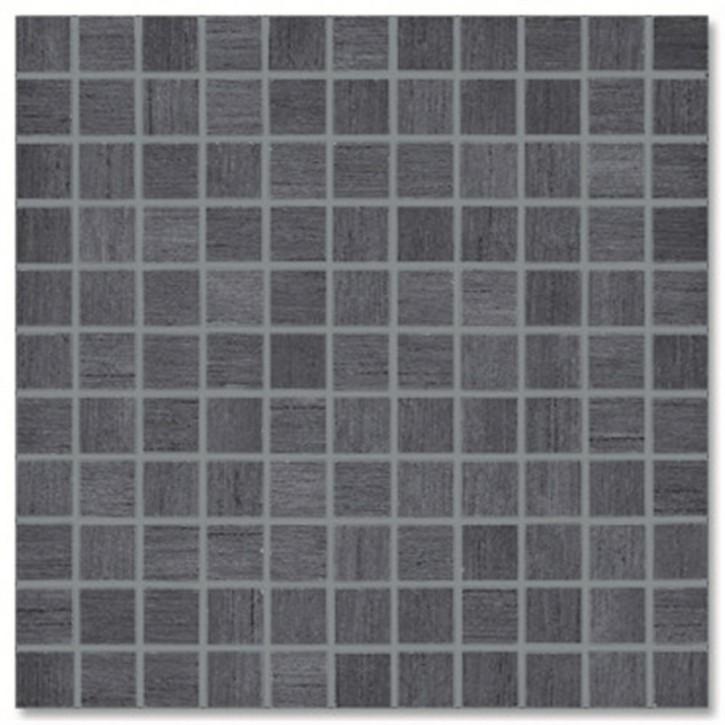 Syrio Mosaik 30x30cm schwarz R9C Abr.3