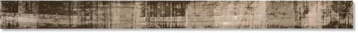 Textil Bordüre 5x60cm braun