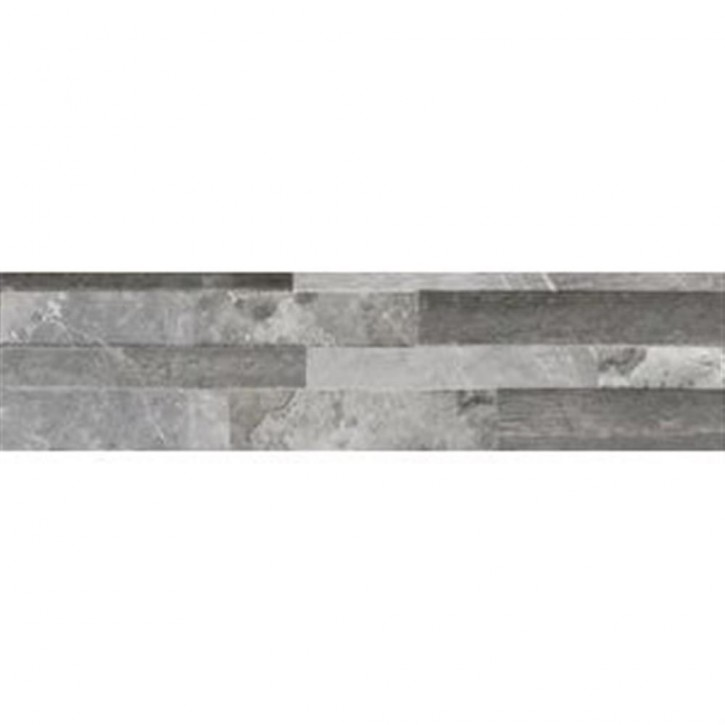 Tiffany Wandverbl. 15x61cm grau rekt. Abr. 4