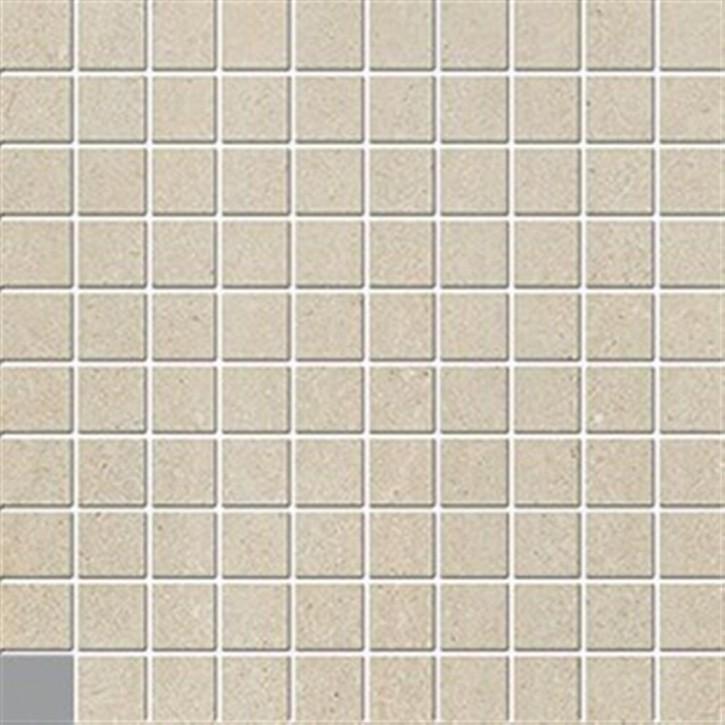 Top Stone Mosaik(3/3) 30x30cm beige ungl. R10B