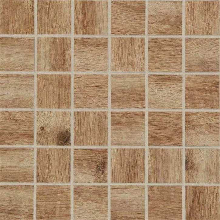 Treverkhome Mosaik (5/5) 30x30cm Larice