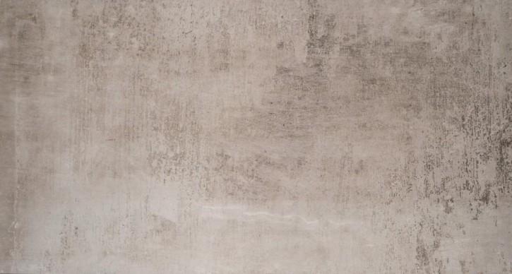 Tribeca Boden 60x120cm grau matt rekt. Abr.4