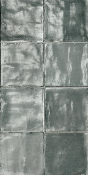 Tsquare Wand 15x15cm Fresh Thyme glzd.