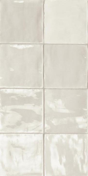 Tsquare Wand 15x15cm Pure Linen glzd.