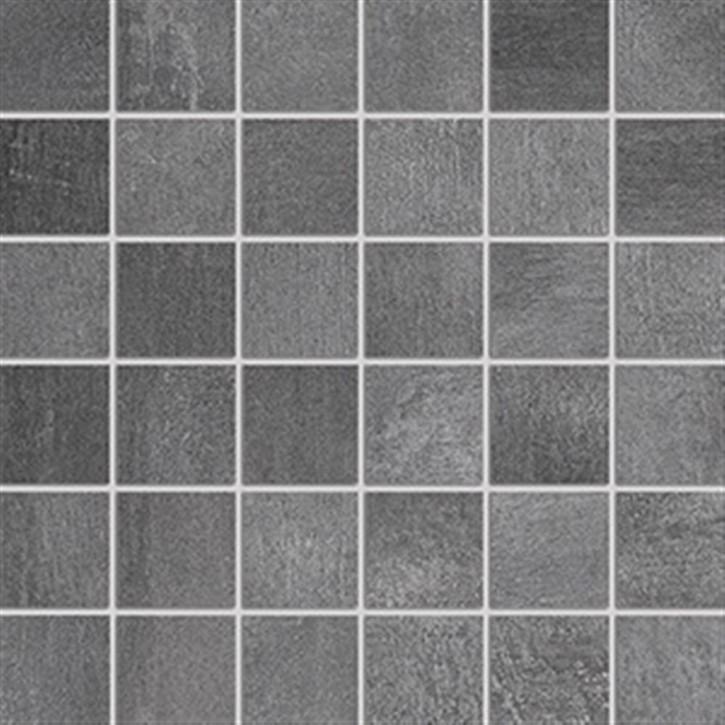 Uphill grau 5x5 Mosaik