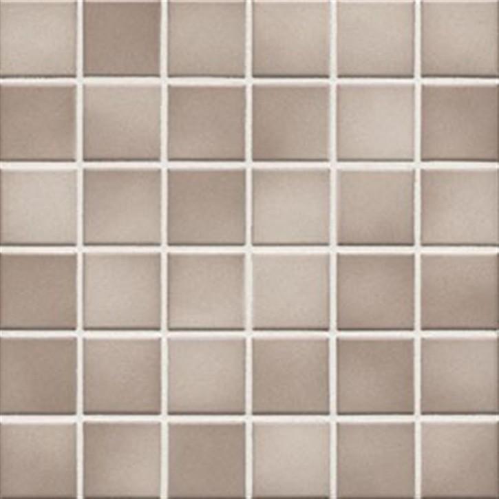 Urban Mix Mosaik 30x30cm (5/5) braun-mix R10B Abr.4 FS