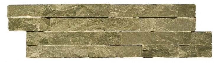 Wandverblender 15x60cm grün