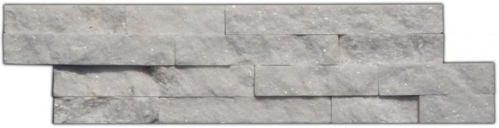 Wandverblender 15x60cm weiß