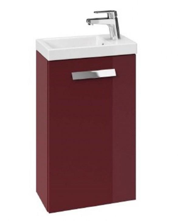 Waschtisch-Unterschrank Xantia red 40 cm