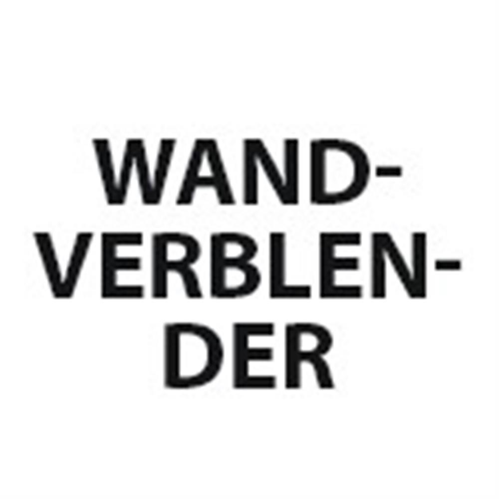 Wandverblender